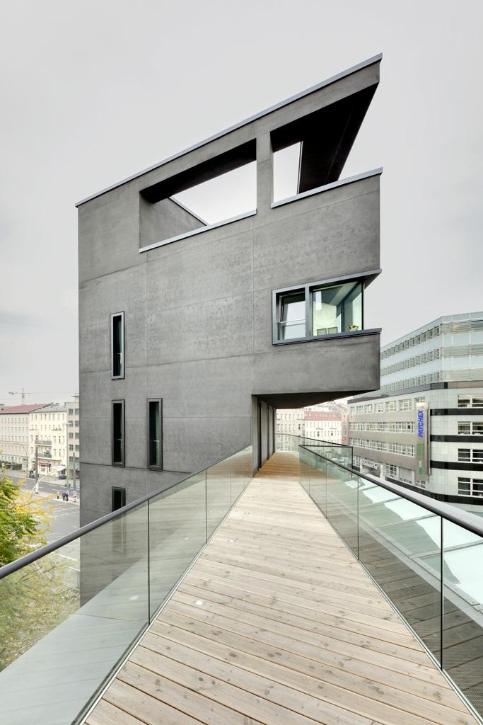 Projekt linienstra e 40 bundschuh architekten - Architekten luxemburg ...