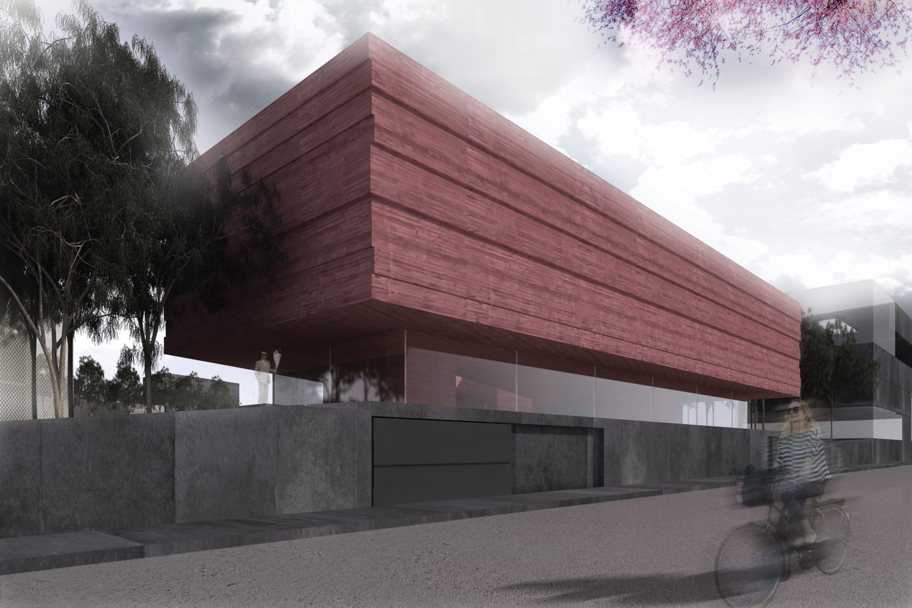 House of the collector ii bundschuh architekten - Architekturburo berlin ...