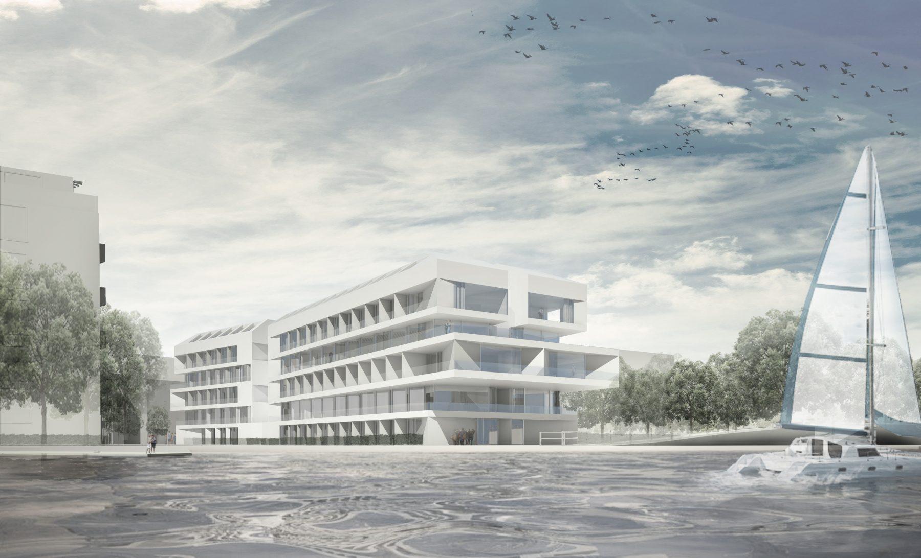 Schnellerstrasse bundschuh architekten - Architekturburo berlin ...