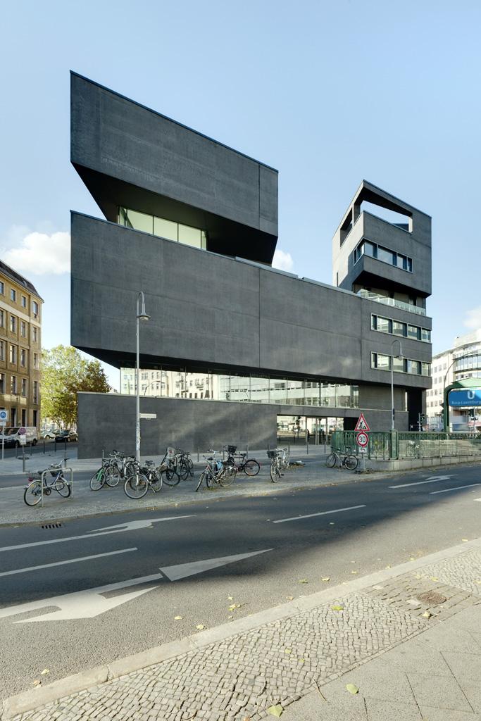 Linienstrasse 40 Bundschuh Architekten