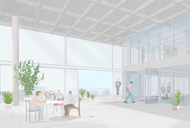 Rosa luxemburg stiftung bundschuh architekten - Architekten luxemburg ...